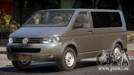 Volkswagen Transporter T5 MS PJ1 für GTA 4