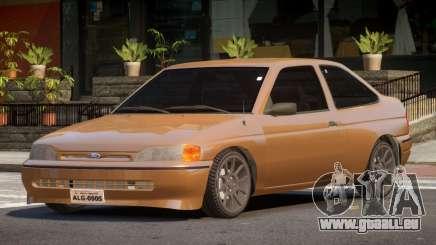 Ford Escort LT für GTA 4