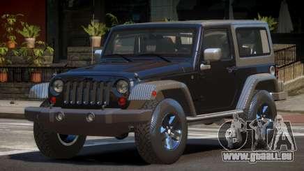 Jeep Wrangler PSI pour GTA 4