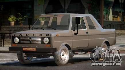 1989 FSR Tarpan pour GTA 4