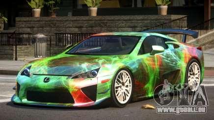 Lexus LFA RT PJ3 pour GTA 4