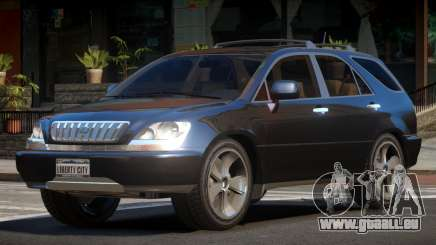 Lexus RX300 V1.2 für GTA 4