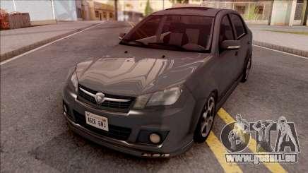 Proton Saga FLX v3.0 für GTA San Andreas