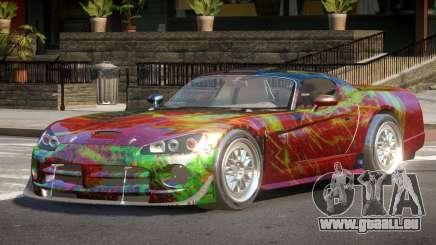 Dodge Viper BS PJ1 pour GTA 4