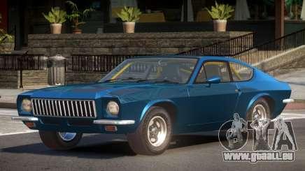 1978 Puma GTB für GTA 4