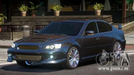 Subaru Legacy RT pour GTA 4