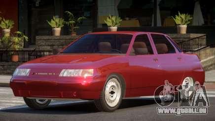 Lada 2110 V1.0 pour GTA 4