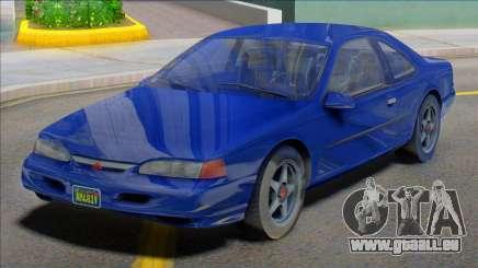 GTA V-style Cheval Cadrona v.2 pour GTA San Andreas