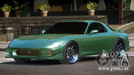 Mazda RX7 G-Style für GTA 4