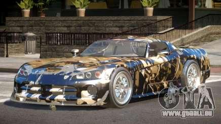 Dodge Viper BS PJ5 pour GTA 4
