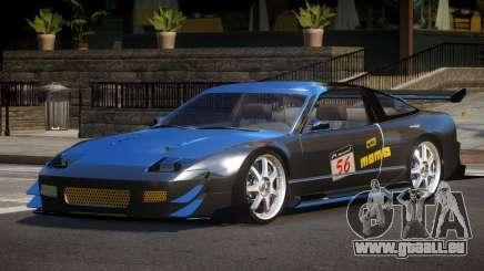 Nissan 240SX R-Tuned PJ7 für GTA 4