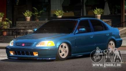 1999 Honda Civic VI pour GTA 4