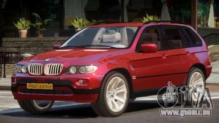 BMW X5 PSI für GTA 4