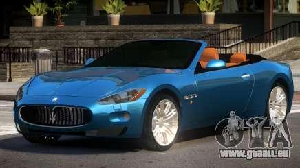 Maserati GranCabrio SR pour GTA 4