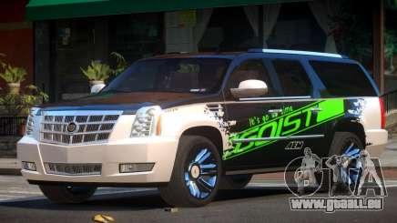 Cadillac Escalade SP PJ4 für GTA 4