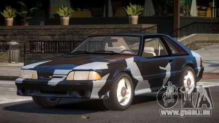 1994 Ford Mustang SVT PJ2 pour GTA 4