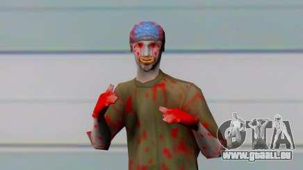 Zombie swmyhp2 pour GTA San Andreas