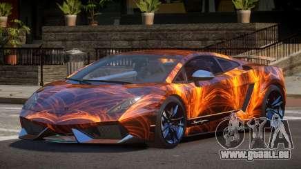 Lamborghini Gallardo GST PJ1 für GTA 4