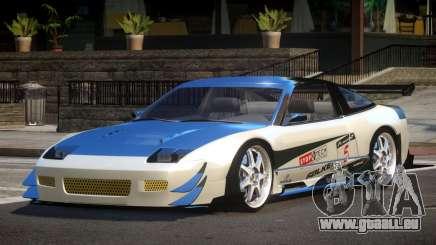 Nissan 240SX R-Tuned PJ3 für GTA 4
