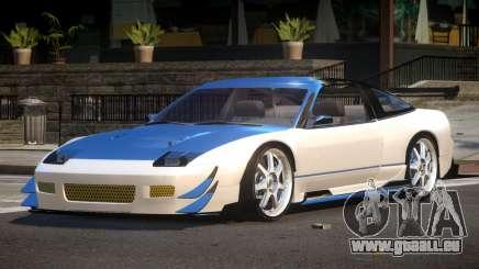 Nissan 240SX R-Tuned für GTA 4