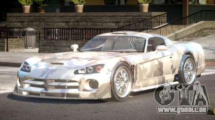 Dodge Viper BS PJ2 pour GTA 4