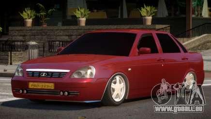 Lada Priora 2170 TR pour GTA 4