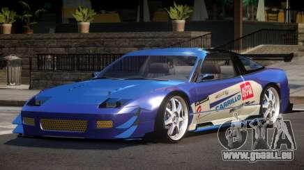 Nissan 240SX R-Tuned PJ4 für GTA 4