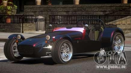 Caterham Superlight SR pour GTA 4