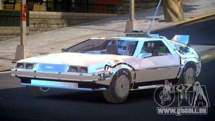 DeLorean DMC12 Custom für GTA 4
