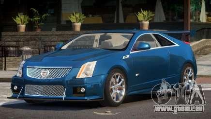 Cadillac CTS-V ES V1.2 für GTA 4