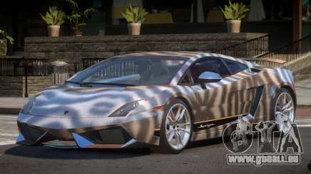 Lamborghini Gallardo GST PJ4 für GTA 4