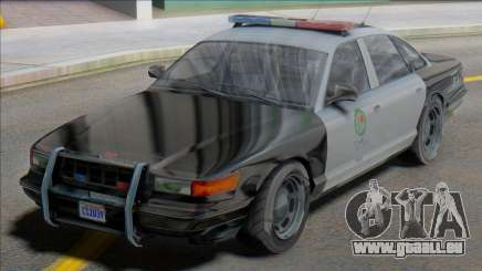 GTA V-ar Vapid Stanier Cop pour GTA San Andreas