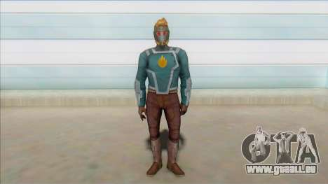 Star Lord MFF pour GTA San Andreas