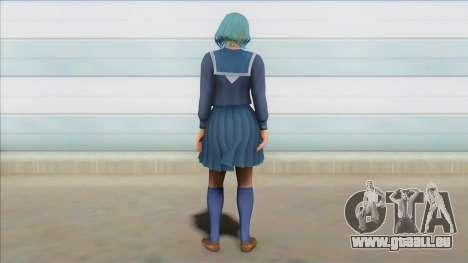 Tamaki Sailor Uniform pour GTA San Andreas