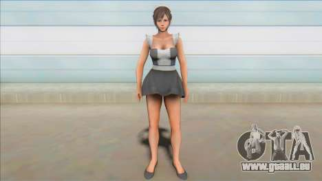 Hot Kokoro Maid pour GTA San Andreas