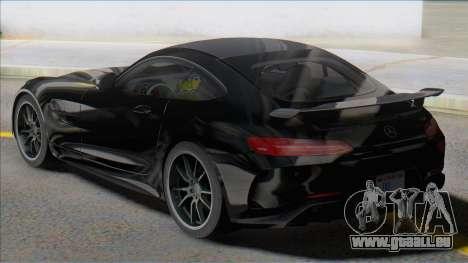 Mercedes Benz AMG GTR pour GTA San Andreas