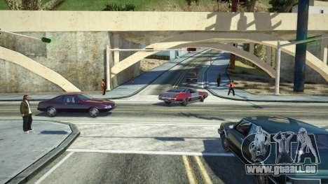 Real Traffic Fix v2.1.1 beta pour GTA San Andreas