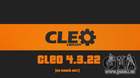 CLEO 4.3.22 pour GTA San Andreas