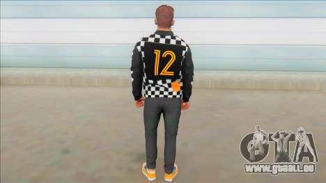 Chuck Skin pour GTA San Andreas