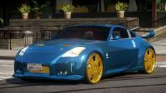 Nissan 350Z D-Tuned