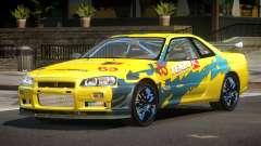 2003 Nissan Skyline R34 GT-R PJ5