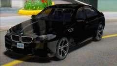 2012 BMW M5 (F10) SA Style