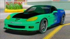 Chevrolet Corvette C6 FALKEN