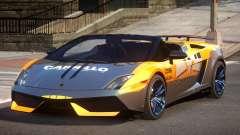 Lamborghini Gallardo LP570 SR L10