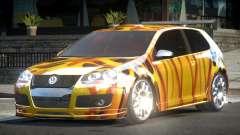 Volkswagen Golf GTI Drift PJ7 pour GTA 4