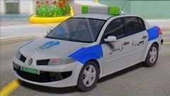 Renault Megane Police
