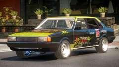 1985 Audi 80 B2 PJ2 für GTA 4