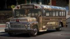 School Bus from FlatOut 2 PJ