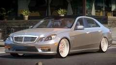 Mercedes Benz E63 A-Style
