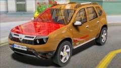 Dacia Duster 2014 Modu Türkiye